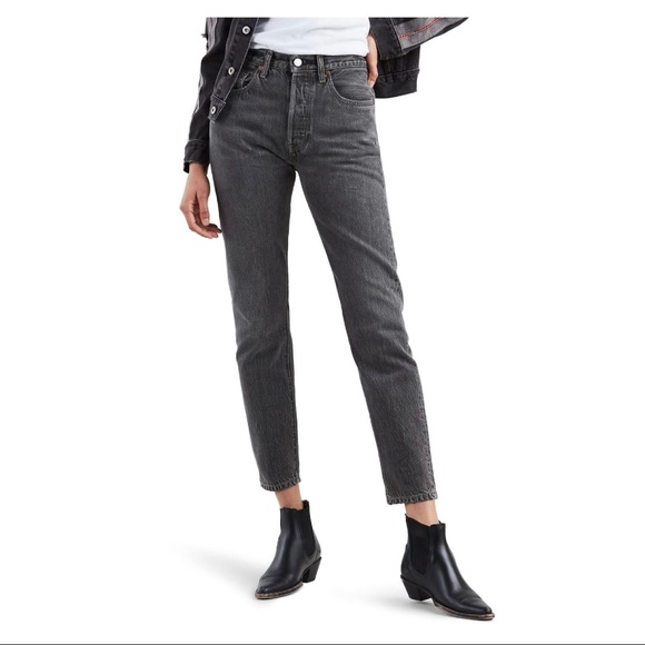 Levi's Denim - NWT Levi's 501 skinny high rise jeans
